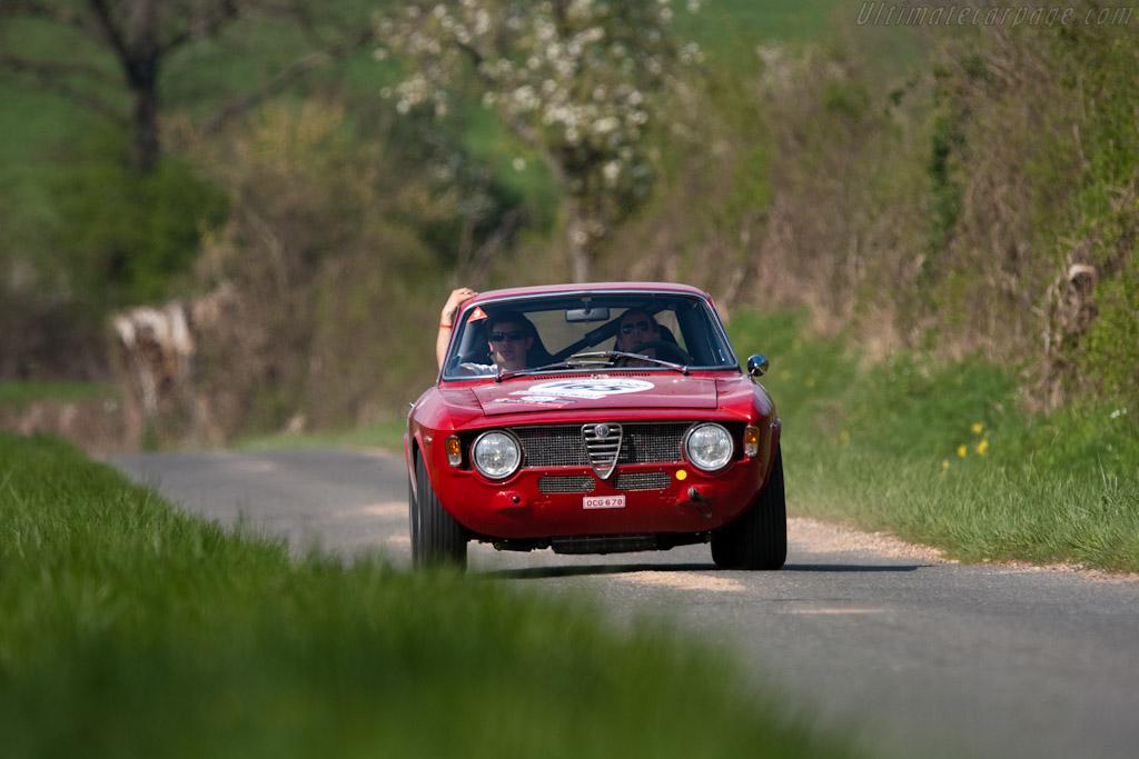 Alfa Romeo Giulia 1600 GTA    - 2010 Tour Auto
