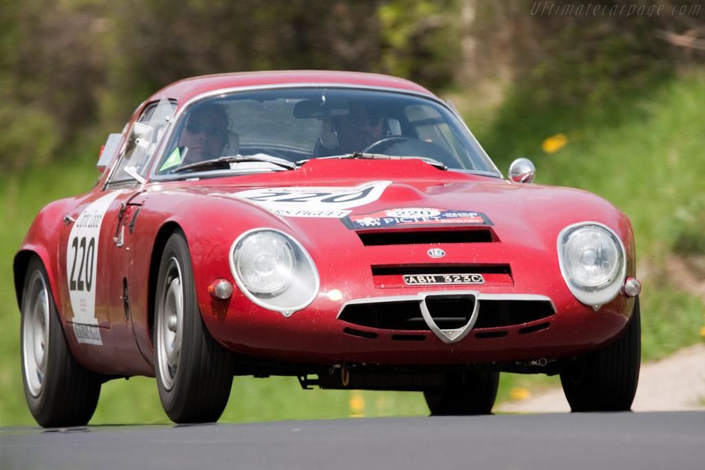Alfa Romeo TZ - Chassis: AR10511 750085  - 2010 Tour Auto