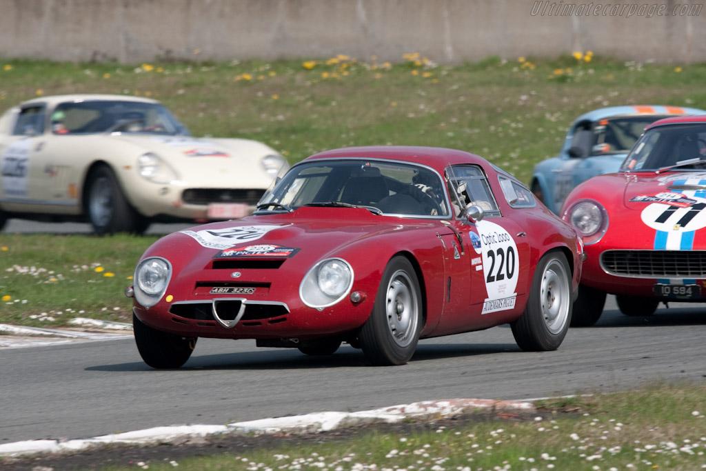 Alfa Romeo TZ - Chassis: AR750085   - 2010 Tour Auto