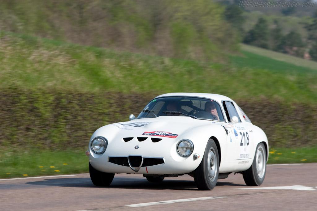 Alfa Romeo TZ - Chassis: AR750043   - 2010 Tour Auto