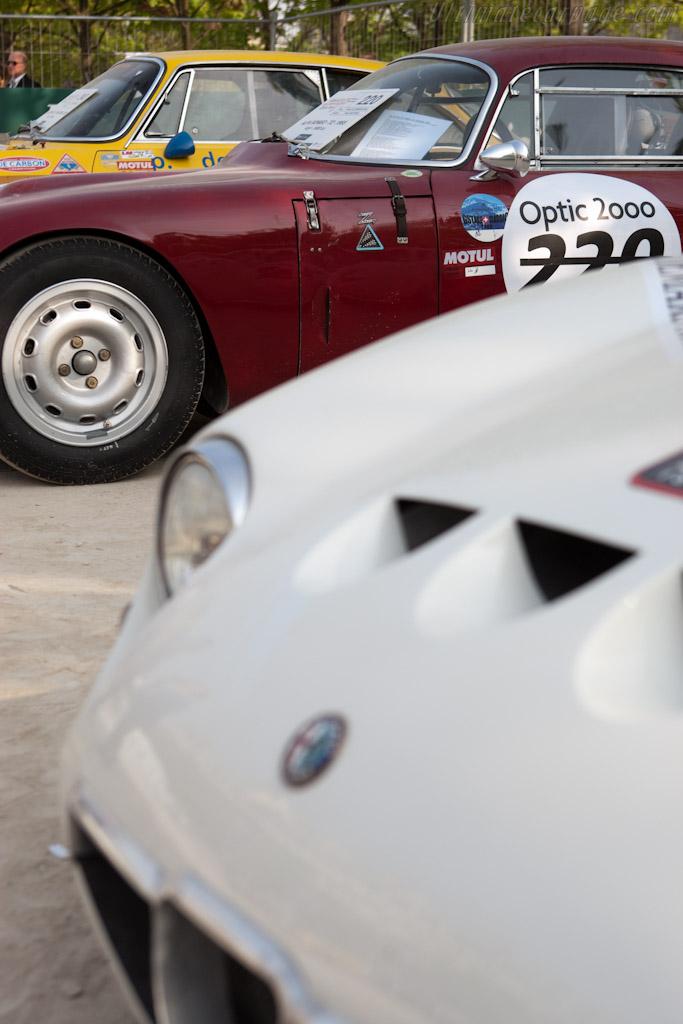 Alfa Romeo TZs    - 2010 Tour Auto