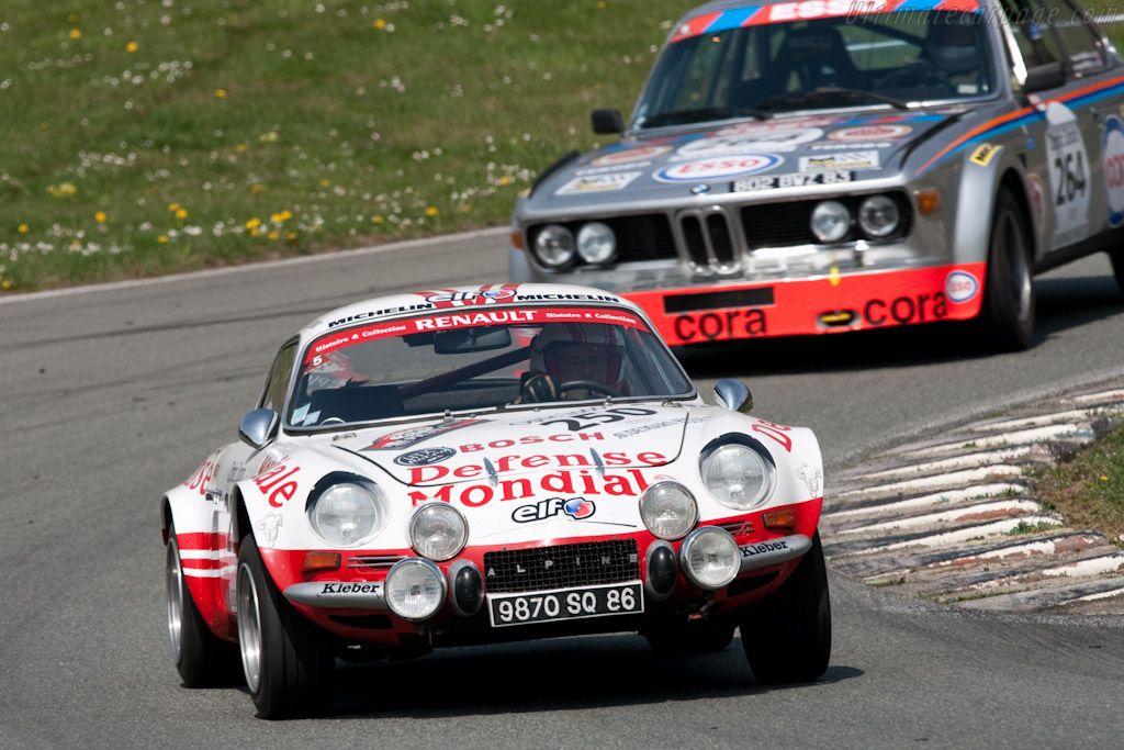 Alpine A110 1800 Group IV - Chassis: 18226  - 2010 Tour Auto