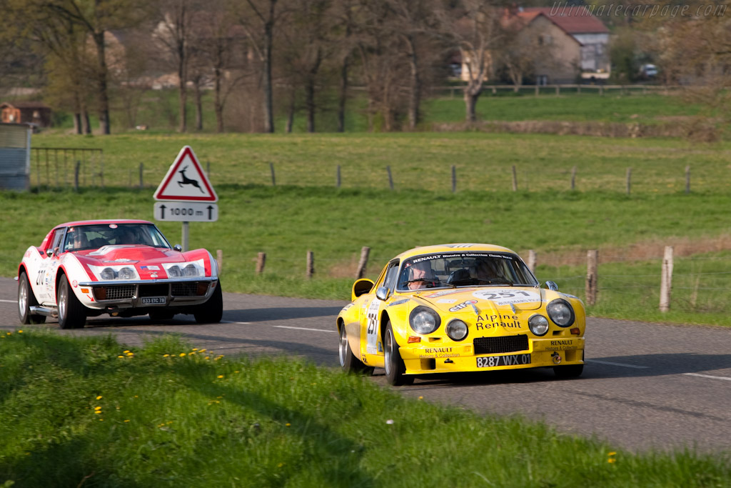 Alpine A110 1800 Group IV - Chassis: 20503   - 2010 Tour Auto