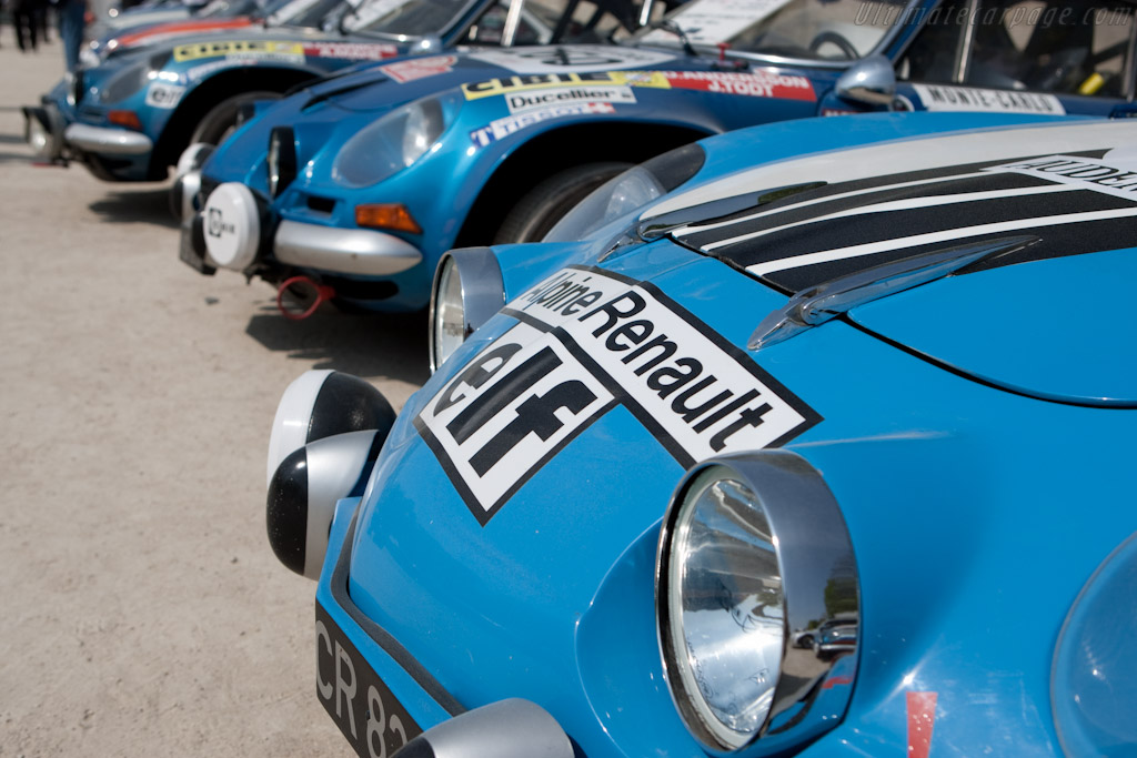 Alpine A110s    - 2010 Tour Auto
