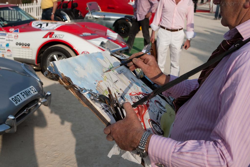 Artist impression    - 2010 Tour Auto