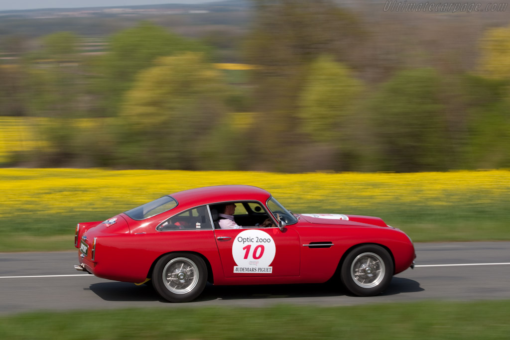 Aston Martin DB4 GT - Chassis: DB4GT/0136/R   - 2010 Tour Auto