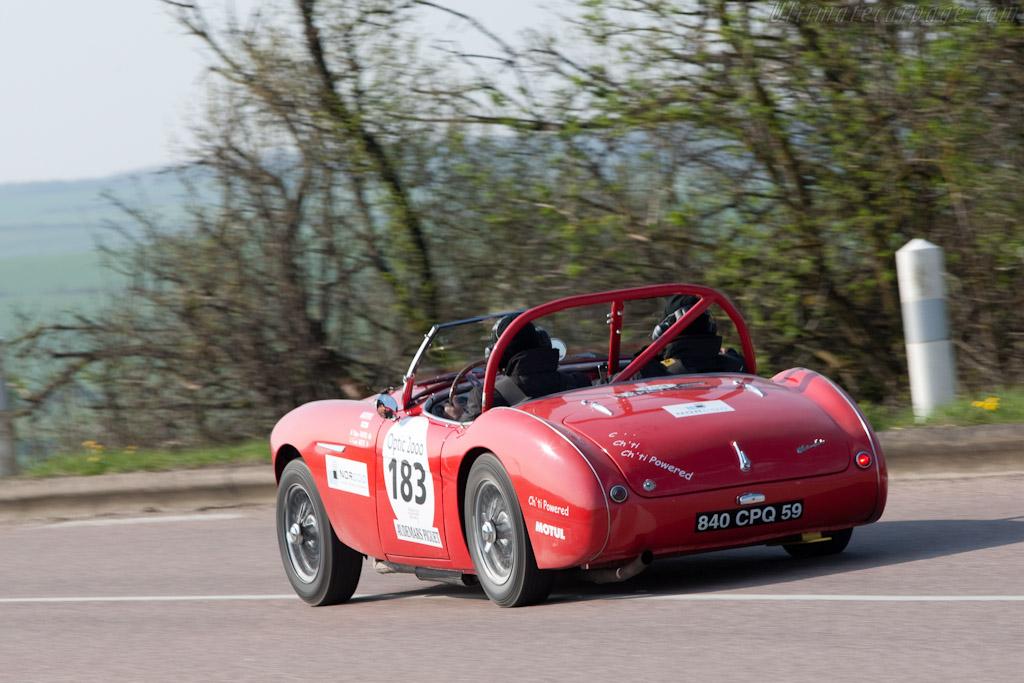 Austin Healey 100/4    - 2010 Tour Auto