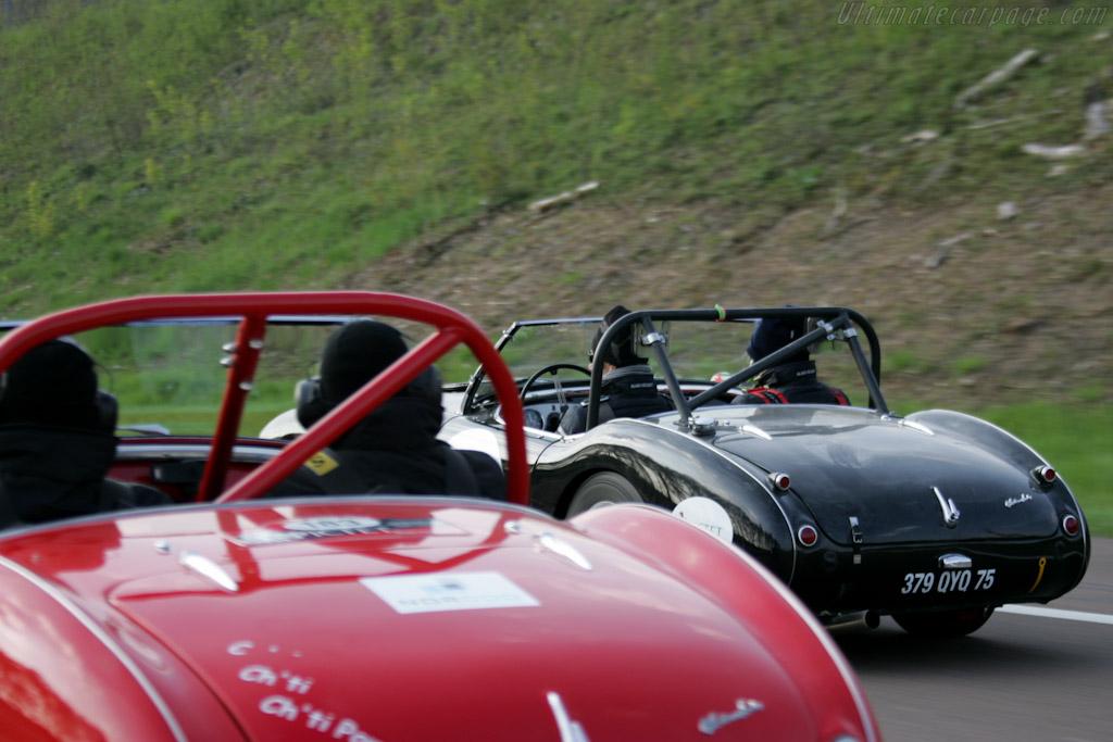 Austin Healey 100 M    - 2010 Tour Auto