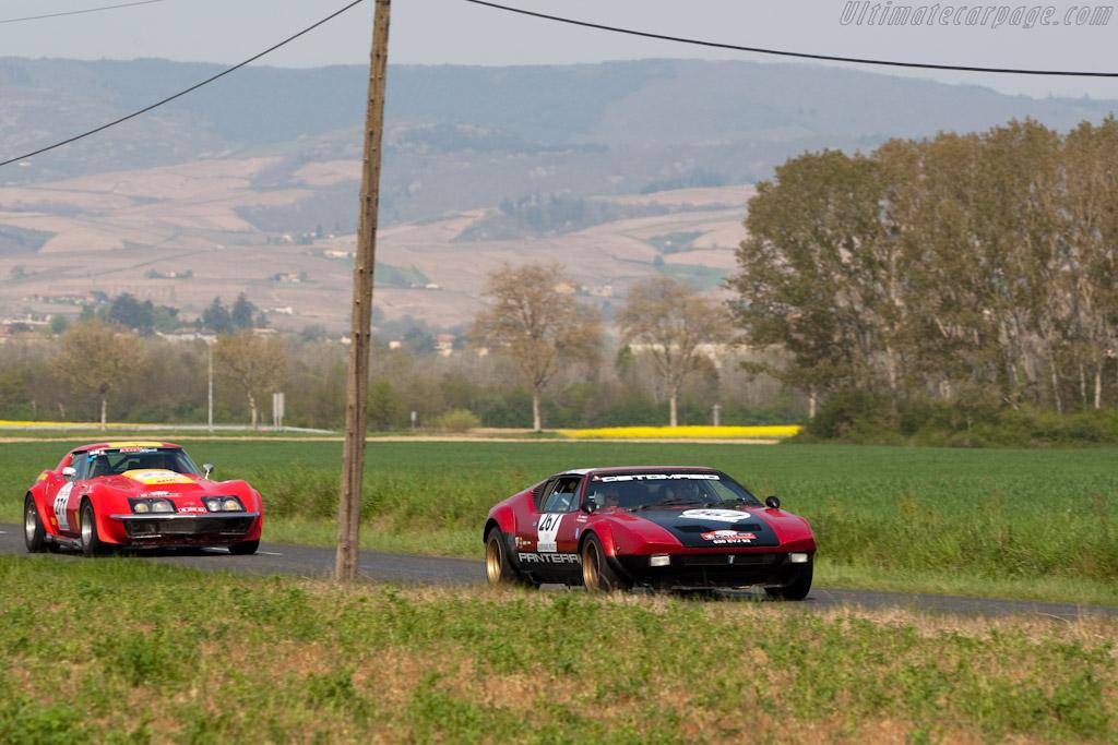 DeTomaso Pantera Group IV - Chassis: 01214   - 2010 Tour Auto