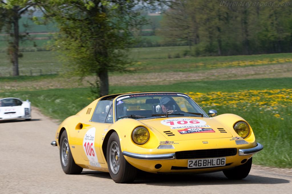 Ferrari 246 Dino GTS    - 2010 Tour Auto