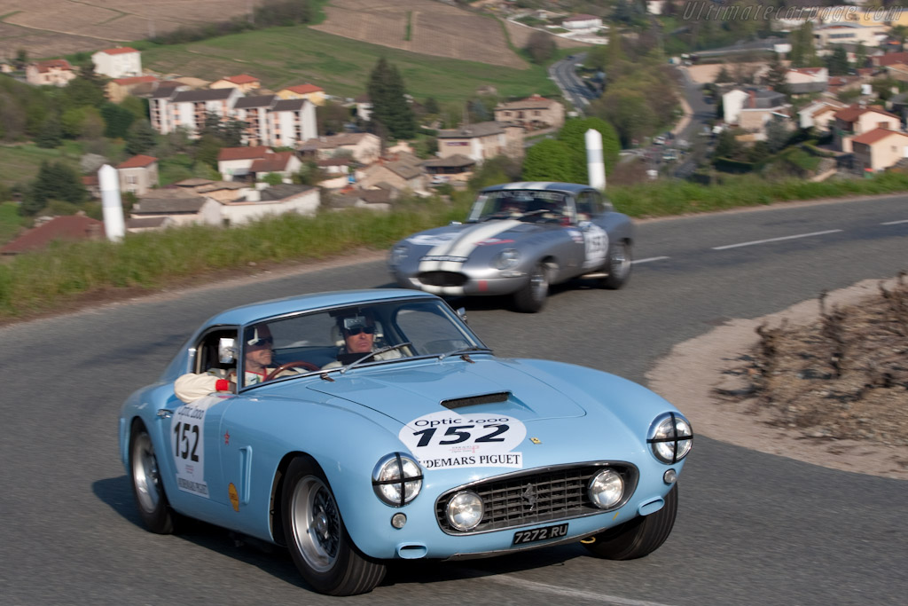 Ferrari 250 GT SWB - Chassis: 1993GT   - 2010 Tour Auto