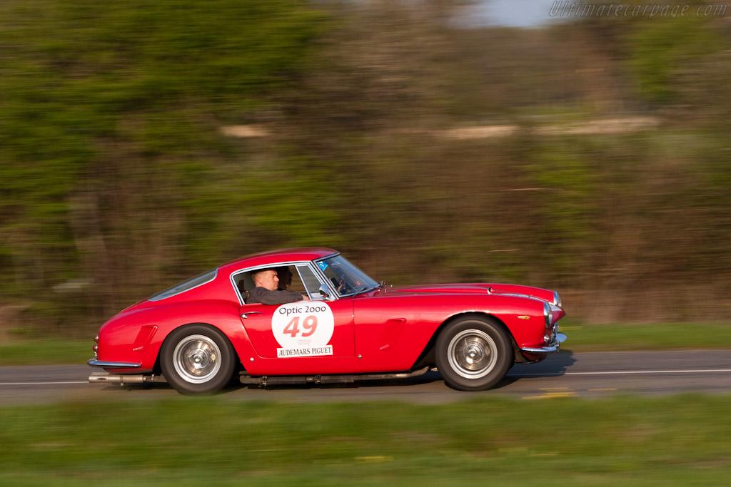 Ferrari 250 GT SWB - Chassis: 2563GT   - 2010 Tour Auto