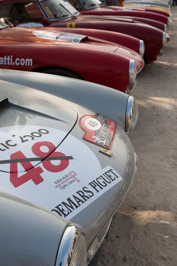 Ferrari 250 GT SWBs - Chassis: 2067GT   - 2010 Tour Auto