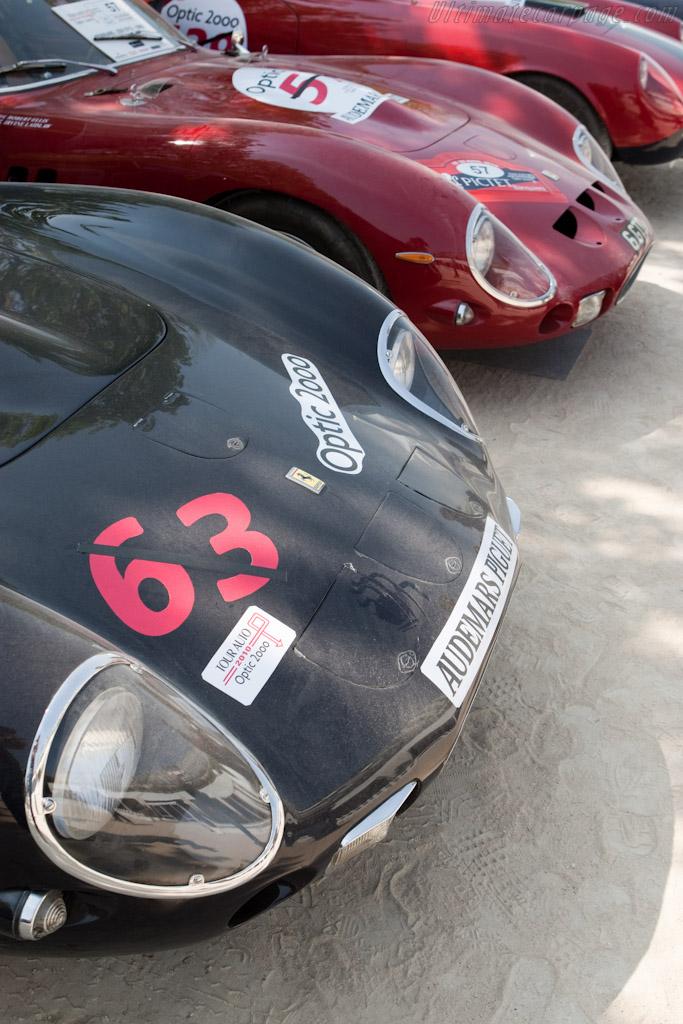 Ferrari 250 GTOs - Chassis: 4219GT   - 2010 Tour Auto