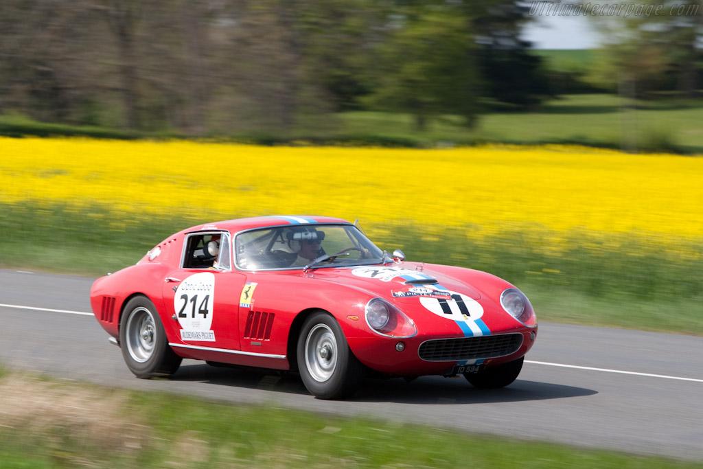 Ferrari 275 GTB Competizione - Chassis: 07641 - Driver: Steven Read  - 2010 Tour Auto