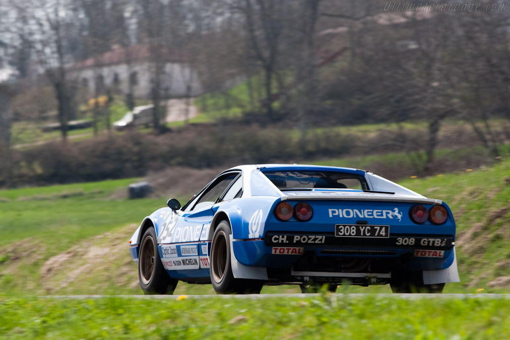 Ferrari 308 GTB Group IV - Chassis: 31135   - 2010 Tour Auto