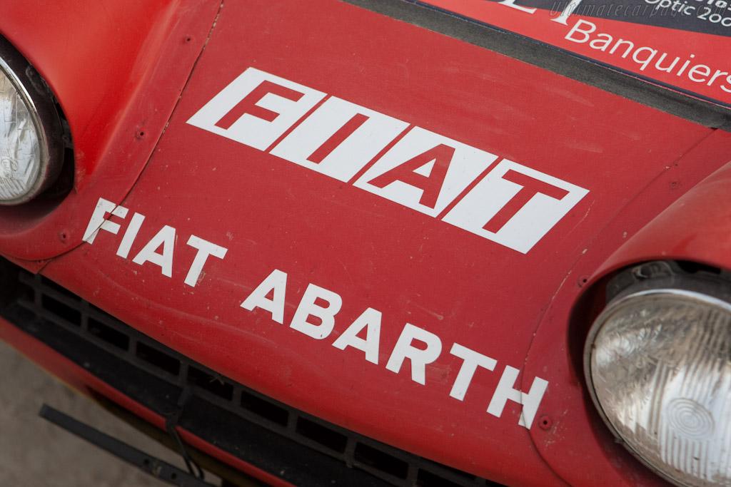 Fiat Abarth 124 Group IV    - 2010 Tour Auto