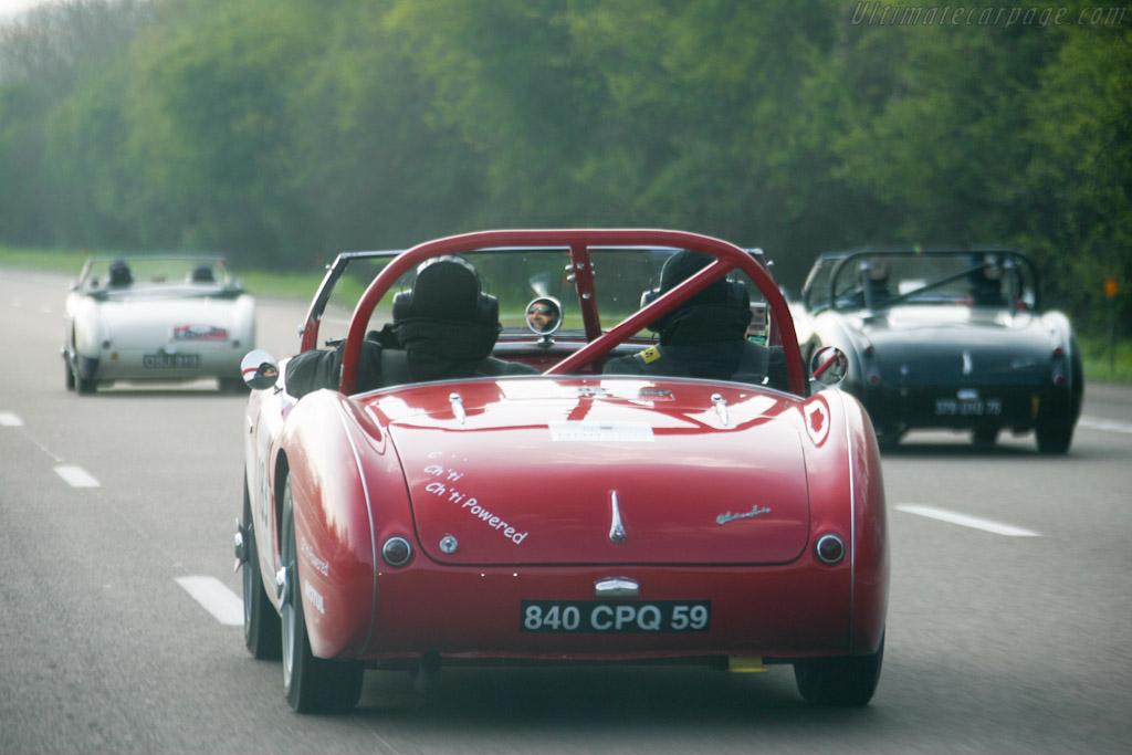 Healeys    - 2010 Tour Auto