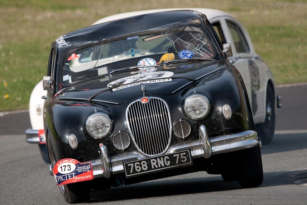 Jaguar Mk1    - 2010 Tour Auto