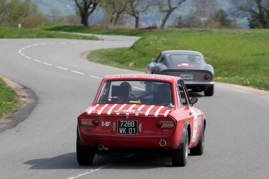 Lancia Fulvia 1.6 HF    - 2010 Tour Auto