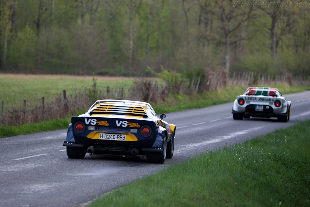 Lancia Stratos Group IV    - 2010 Tour Auto