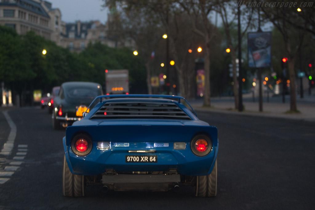 Leaving Paris    - 2010 Tour Auto
