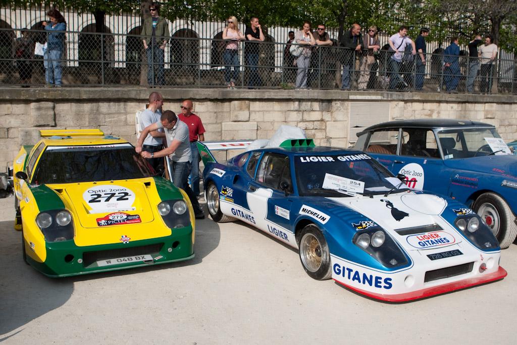 Ligier JS2s - Chassis: 2379 72 03   - 2010 Tour Auto