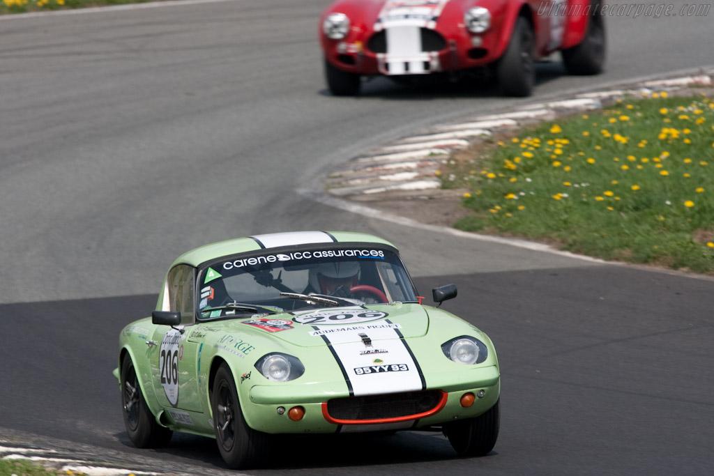 Lotus Elan    - 2010 Tour Auto