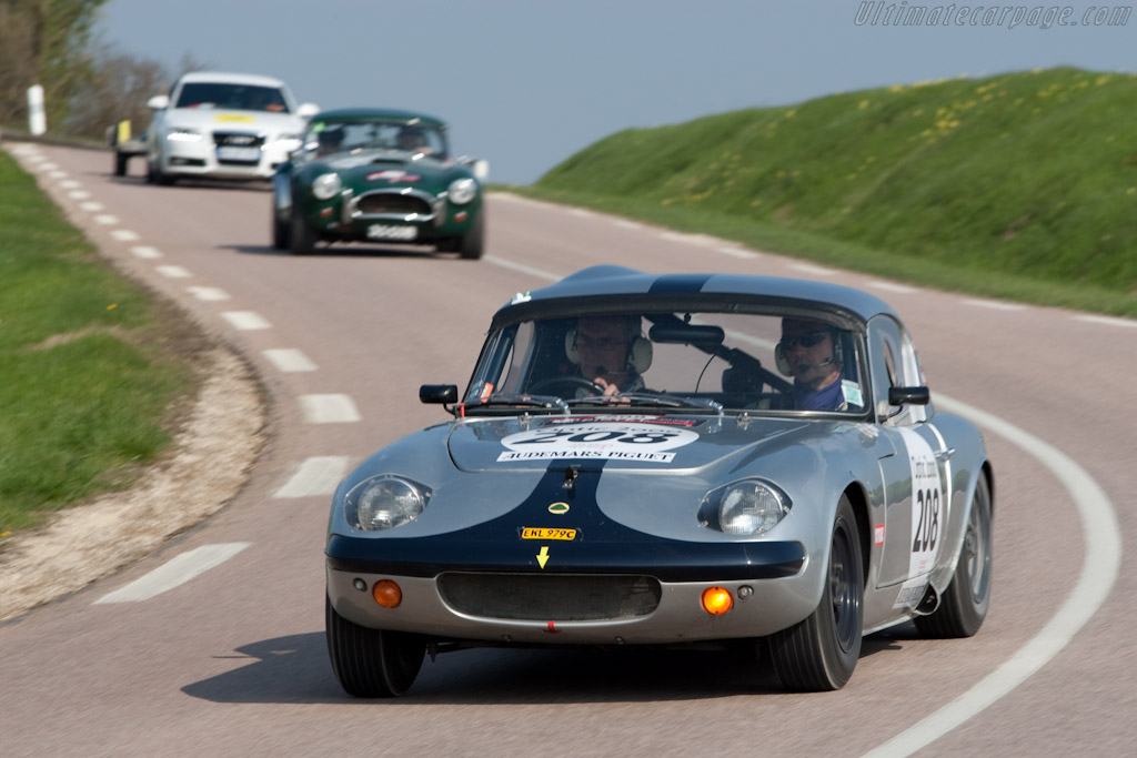 Lotus Elan    - 2010 Tour Auto