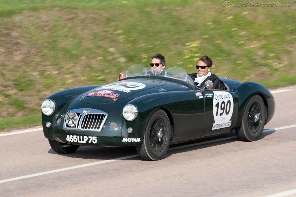 MGA    - 2010 Tour Auto