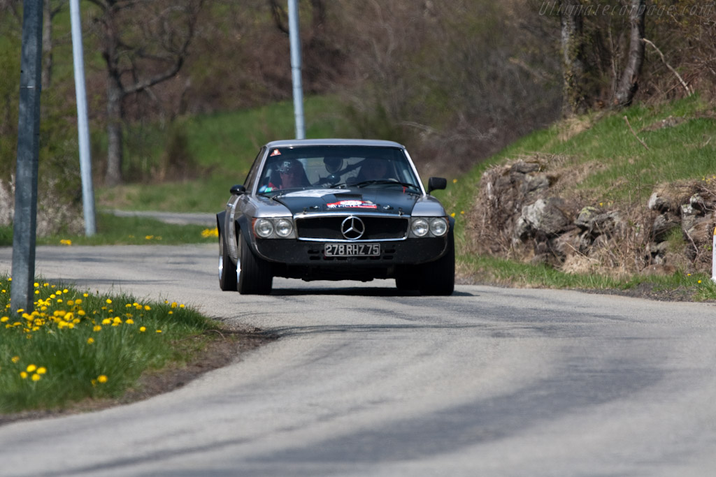 Mercedes-Benz 350 SLC    - 2010 Tour Auto