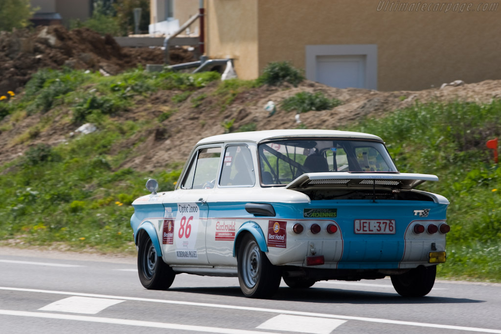 NSU 1200 TT    - 2010 Tour Auto