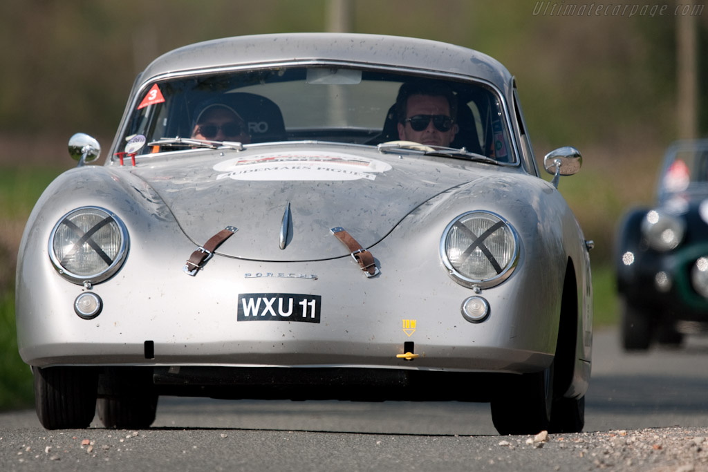 Porsche 356    - 2010 Tour Auto