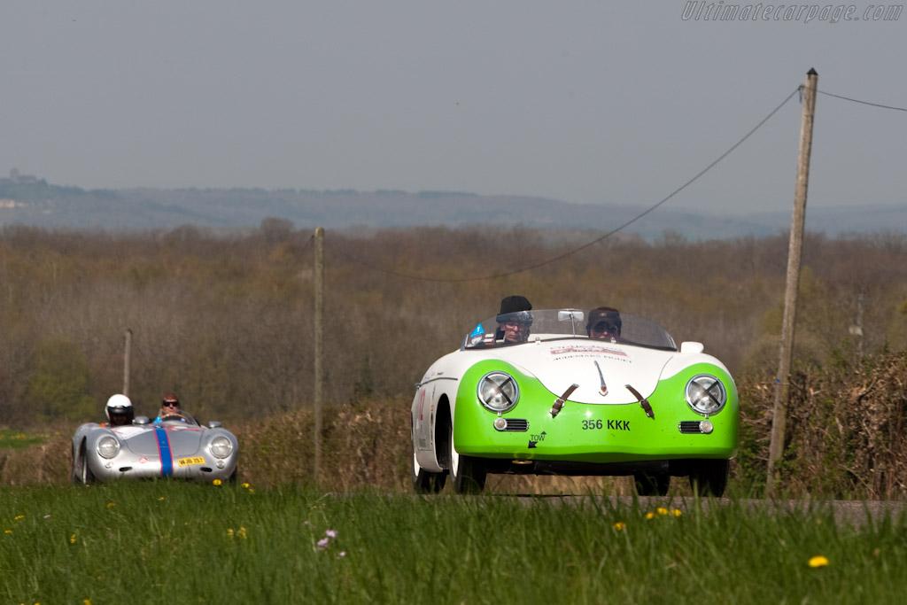Porsche 356 Speedster    - 2010 Tour Auto