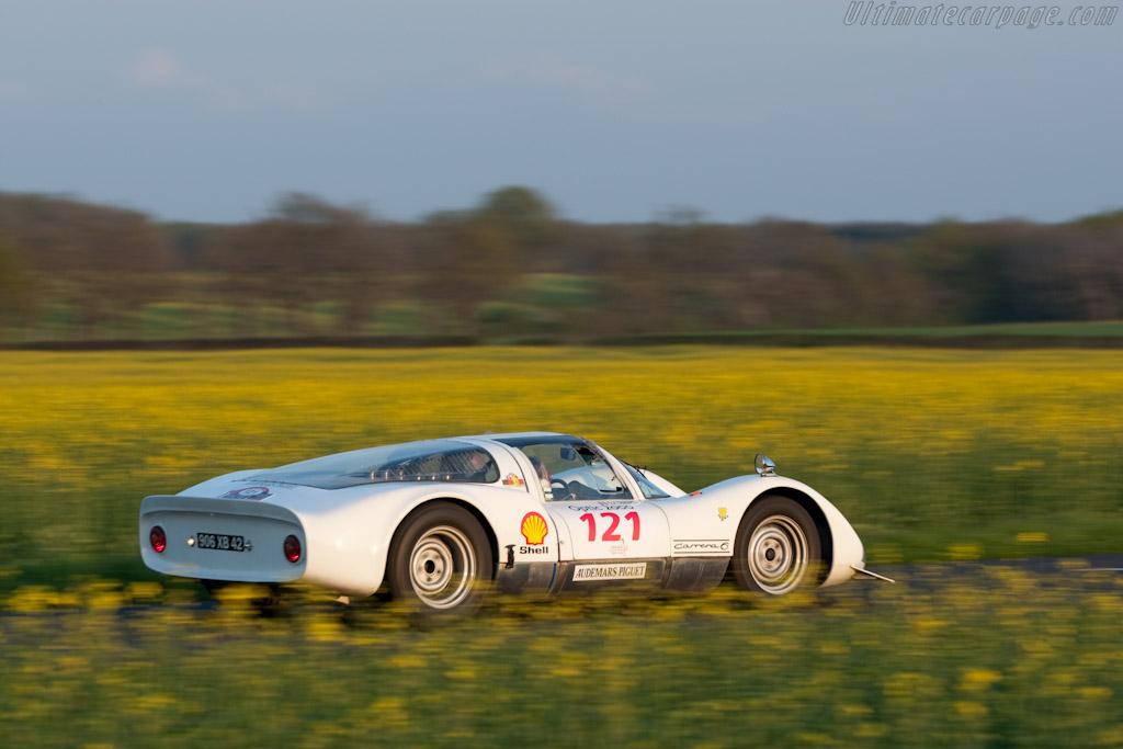 Porsche 906    - 2010 Tour Auto