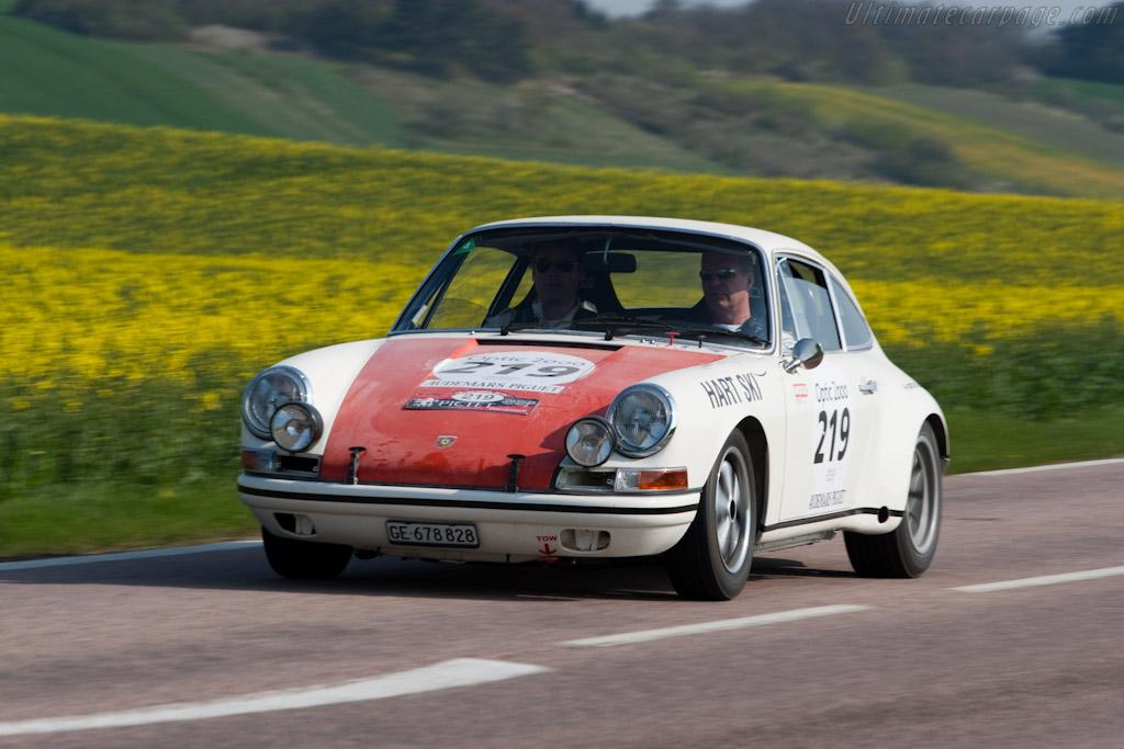 Porsche 911 T/H    - 2010 Tour Auto