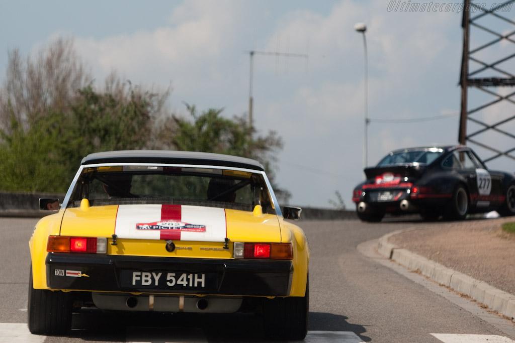 Porsche 914/6    - 2010 Tour Auto