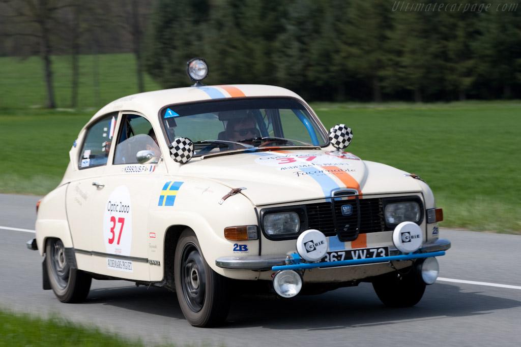 Saab 96    - 2010 Tour Auto