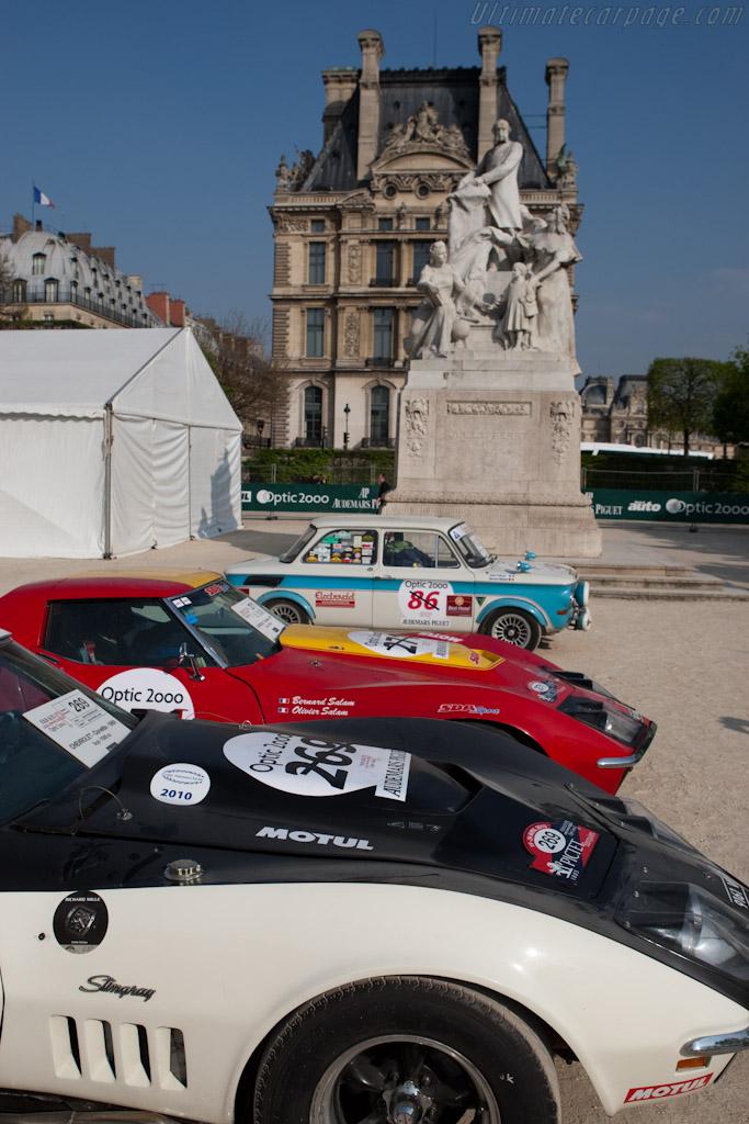 The Louvre    - 2010 Tour Auto