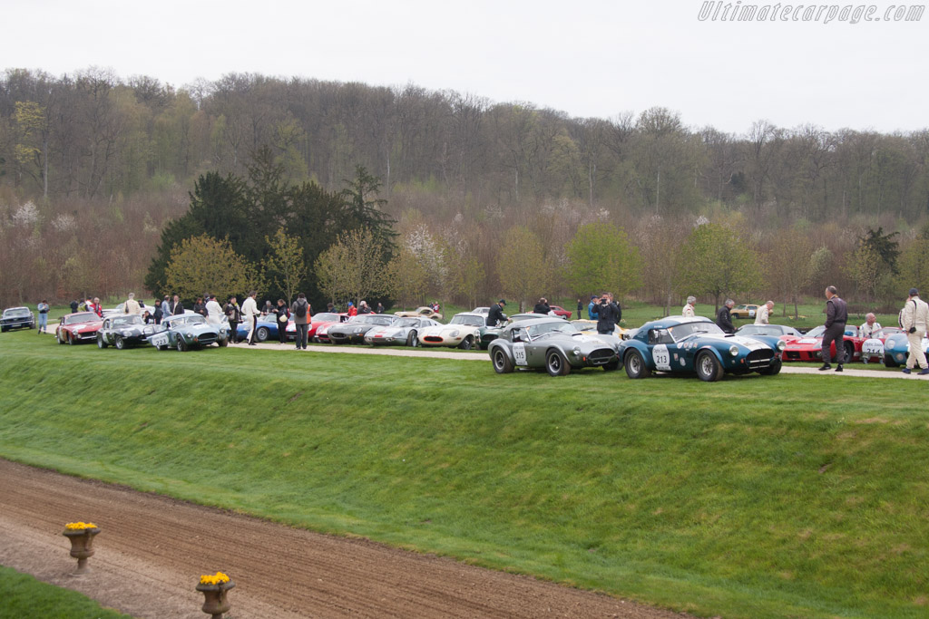 AC Shelby Cobras - Chassis: CSX2136   - 2013 Tour Auto