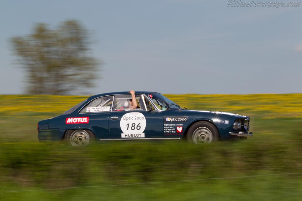 Alfa Romeo 2600 Sprint    - 2013 Tour Auto