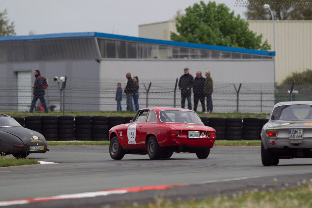 Alfa Romeo Giulia 1600 GTA - Chassis: AR613042 - Driver: Charles Nearburg / James King  - 2013 Tour Auto