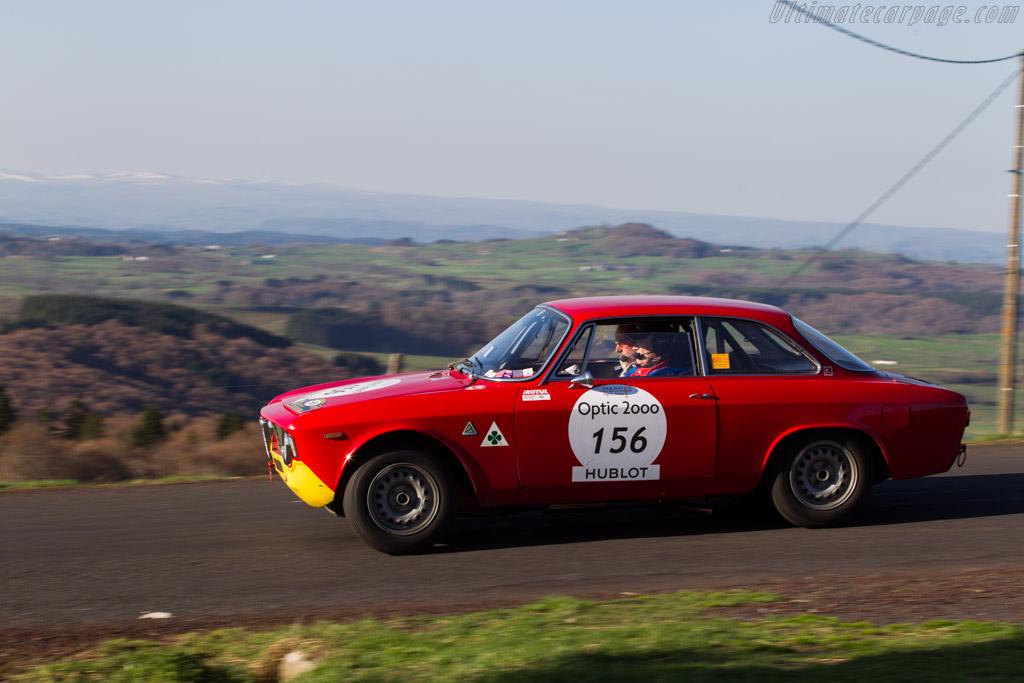 Alfa Romeo Giulia 1600 GTA - Chassis: AR613042 - Driver: Charles Nearburg / James King  - 2013 Tour Auto