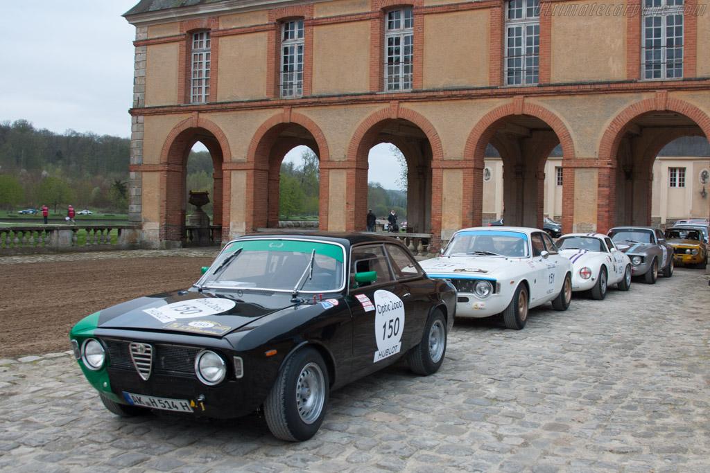 Alfa Romeo Giulia 1600 GTA    - 2013 Tour Auto
