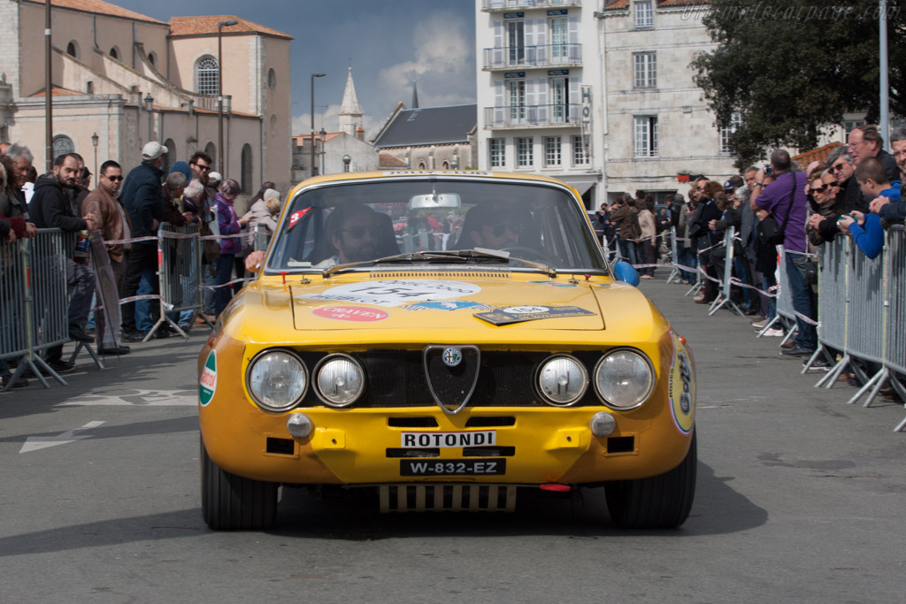 Alfa Romeo Giulia 1750 GTAm    - 2013 Tour Auto