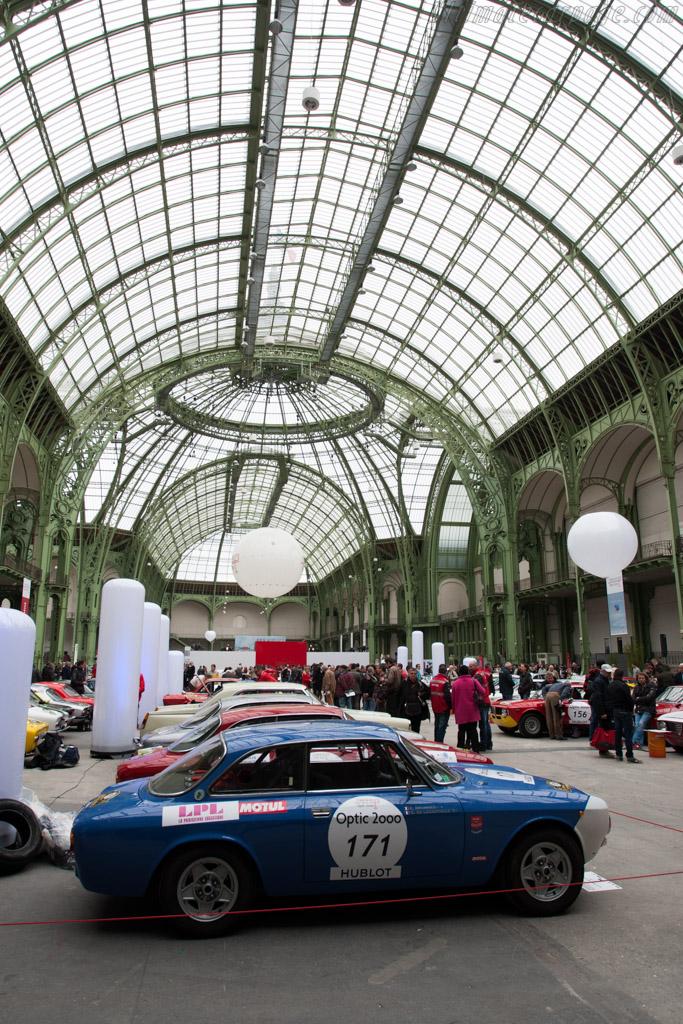 Alfa Romeo Giulia GT    - 2013 Tour Auto