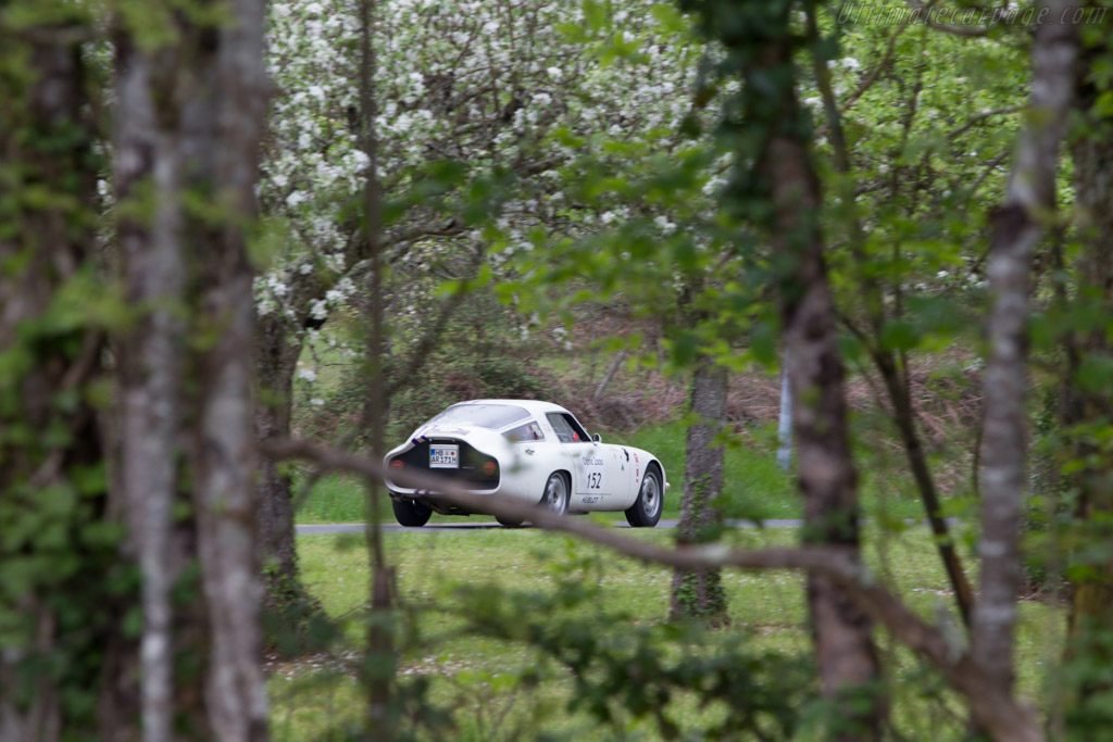 Alfa Romeo TZ - Chassis: AR10511 750043  - 2013 Tour Auto