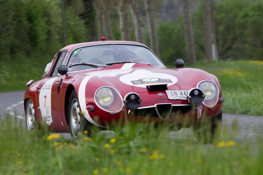 Alfa Romeo TZ    - 2013 Tour Auto