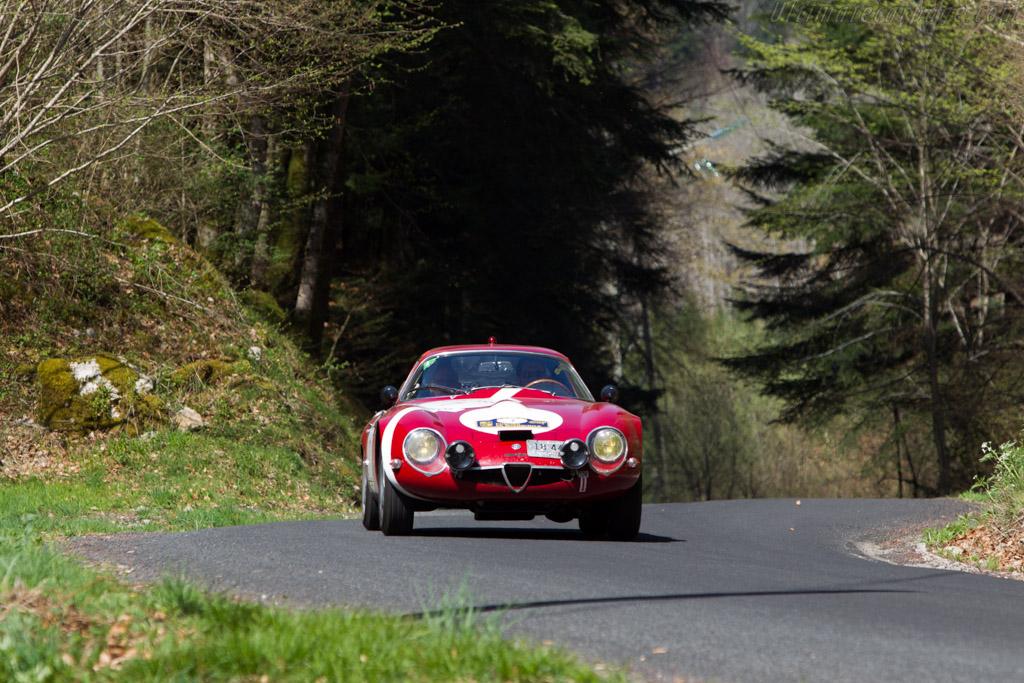 Alfa Romeo TZ - Chassis: AR750006   - 2013 Tour Auto