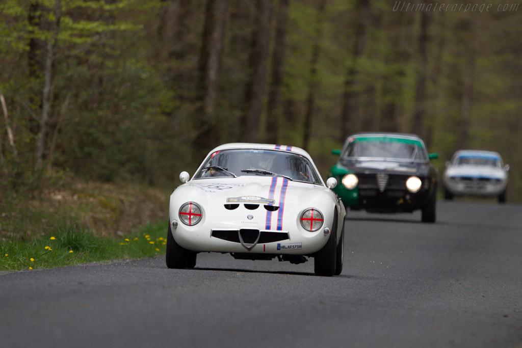 Alfa Romeo TZ - Chassis: AR750043   - 2013 Tour Auto